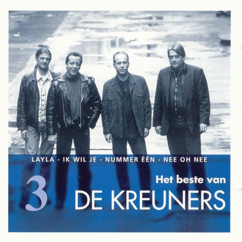 de kreuners de laatste kreun cd