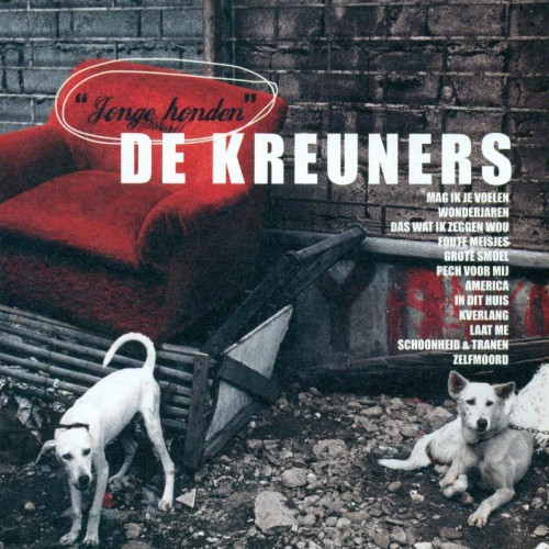 Jonge honden - De Kreuners